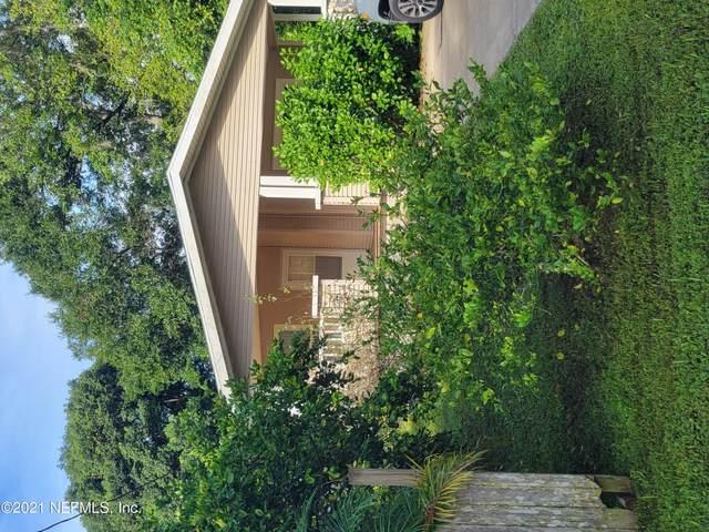 141 Gilbert St, St Augustine, FL 32084 (MLS #1134592) :: Engel & Völkers Jacksonville