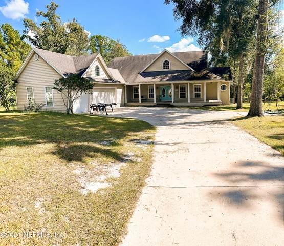 676 Lake Asbury Dr, GREEN COVE SPRINGS, FL 32043 (MLS #1134600) :: EXIT Real Estate Gallery