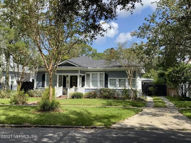 1265 Challen Ave, Jacksonville, FL 32205 (MLS #1134608) :: The Huffaker Group
