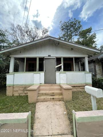 1424 W 5TH St, Jacksonville, FL 32209 (MLS #1134655) :: EXIT Inspired Real Estate