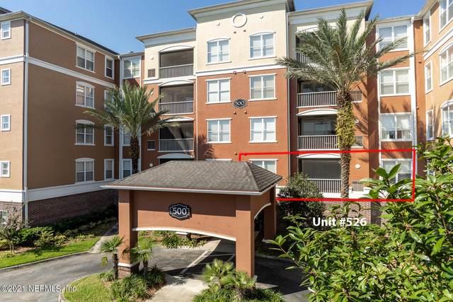 4480 Deerwood Lake Pkwy #526, Jacksonville, FL 32216 (MLS #1134758) :: Bridge City Real Estate Co.
