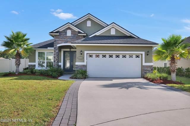 3813 Hammock Bluff Dr, Jacksonville, FL 32226 (MLS #1134799) :: The Huffaker Group