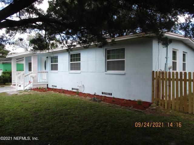 4437 Trenton Dr S, Jacksonville, FL 32209 (MLS #1134812) :: The Volen Group, Keller Williams Luxury International