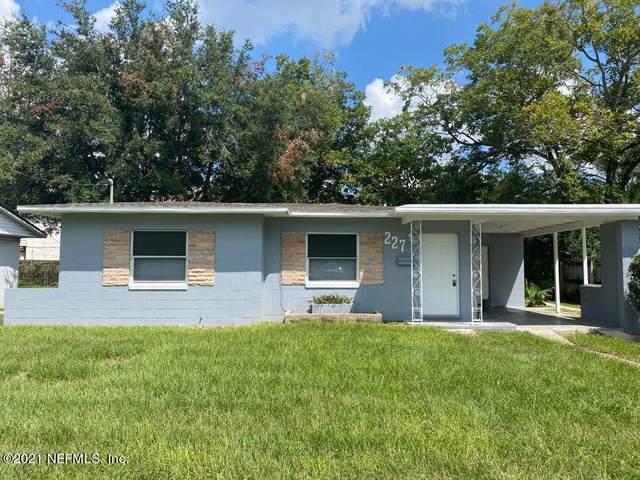 227 44TH St, Jacksonville, FL 32208 (MLS #1134835) :: The Hanley Home Team