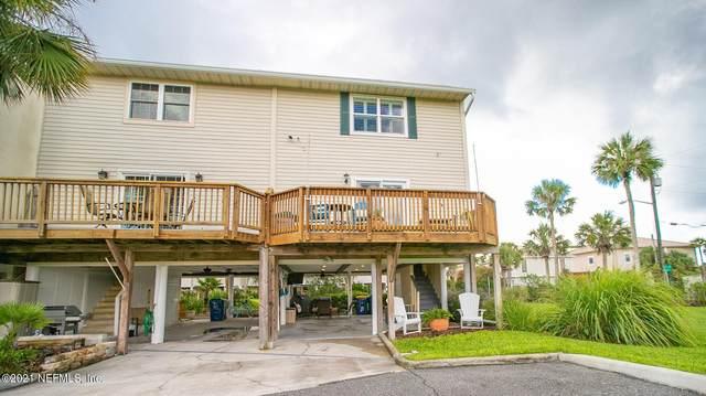 925 Tarpon Ave #9, Fernandina Beach, FL 32034 (MLS #1134846) :: The Every Corner Team