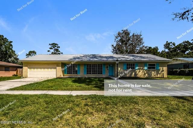 2823 Greenridge Rd, Orange Park, FL 32073 (MLS #1134860) :: The Collective at Momentum Realty