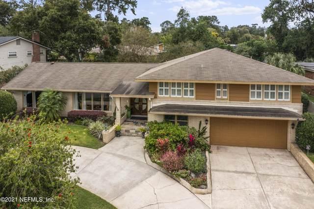 2334 Segovia Ave, Jacksonville, FL 32217 (MLS #1134868) :: The Huffaker Group