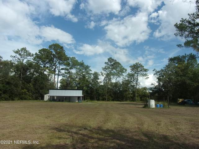 450 Stokes Landing Rd, Palatka, FL 32189 (MLS #1134910) :: The Collective at Momentum Realty