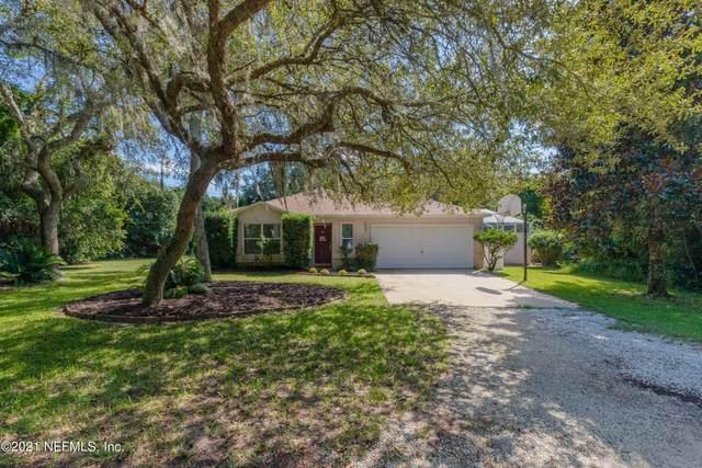 500 Ruba Rd, St Augustine, FL 32086 (MLS #1134919) :: Ponte Vedra Club Realty