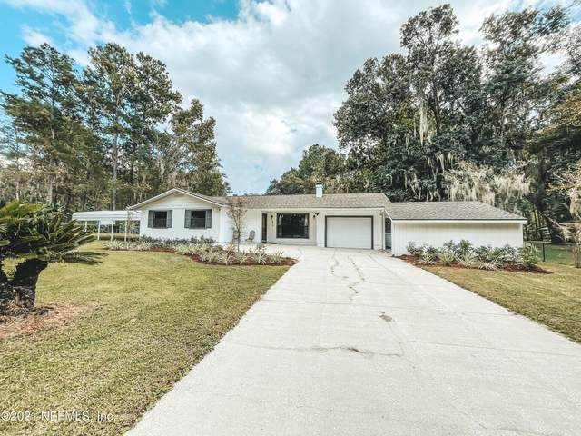 813 SE 5TH Ave, Melrose, FL 32666 (MLS #1134958) :: The Huffaker Group