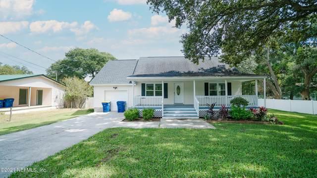 1028 N 14TH St, Fernandina Beach, FL 32034 (MLS #1135016) :: Ponte Vedra Club Realty