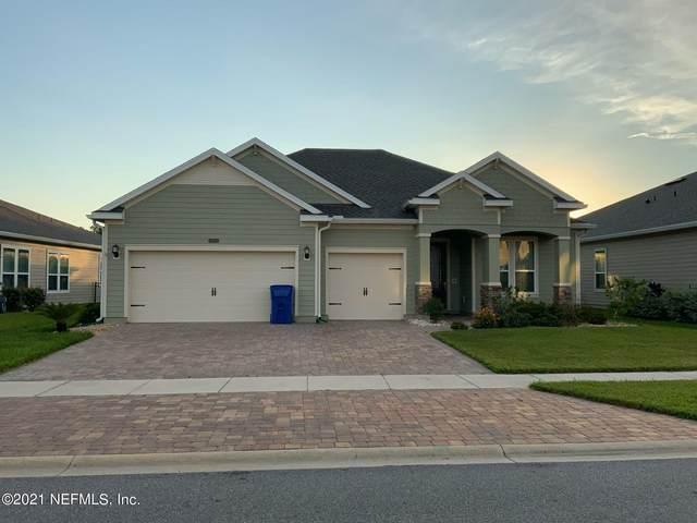 2883 Las Calinas Blvd, St Augustine, FL 32095 (MLS #1135024) :: EXIT Real Estate Gallery