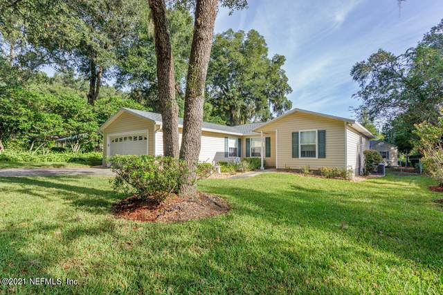 120 SW Grove St, Keystone Heights, FL 32656 (MLS #1135028) :: EXIT Real Estate Gallery