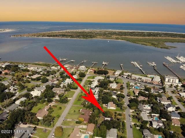 310 Alcazar St, St Augustine, FL 32080 (MLS #1135136) :: The Every Corner Team