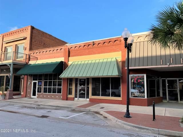 214 St Johns Ave, Palatka, FL 32177 (MLS #1135143) :: CrossView Realty
