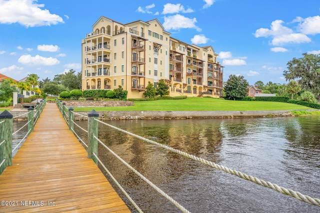 1311 Heritage Manor Dr #403, Jacksonville, FL 32207 (MLS #1135245) :: The DJ & Lindsey Team