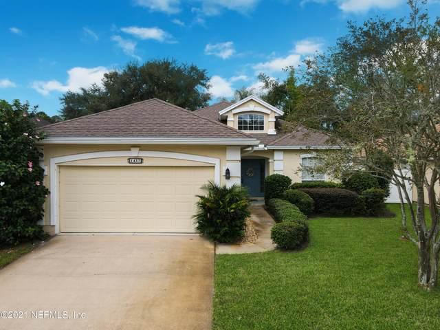 1437 Stockbridge Ln, St Augustine, FL 32084 (MLS #1135340) :: Olde Florida Realty Group