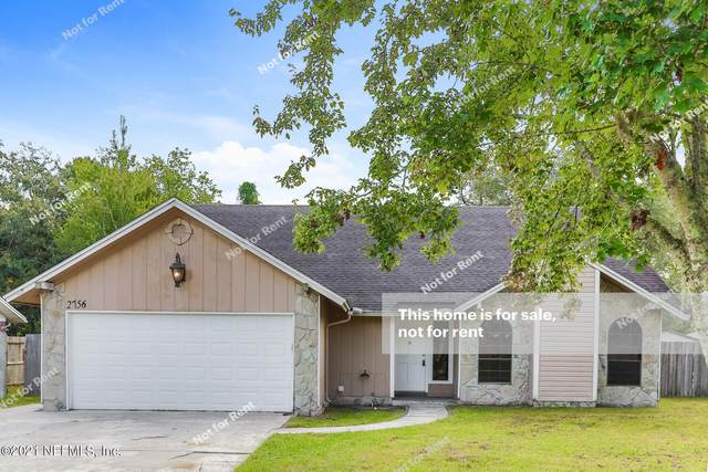 2756 Richards Rd, Orange Park, FL 32073 (MLS #1135405) :: The Collective at Momentum Realty