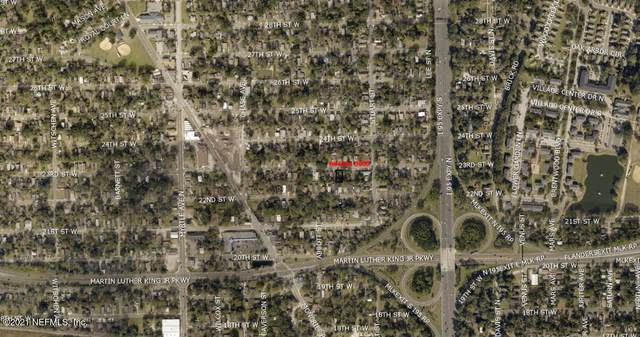 1116 W 23RD St, Jacksonville, FL 32209 (MLS #1135425) :: The Collective at Momentum Realty