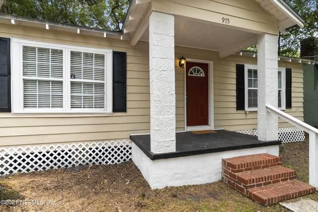 975 Allison St, Jacksonville, FL 32254 (MLS #1135426) :: Bridge City Real Estate Co.
