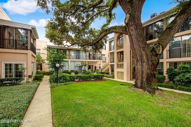 2909 St Johns Ave 21B, Jacksonville, FL 32205 (MLS #1135441) :: The Collective at Momentum Realty