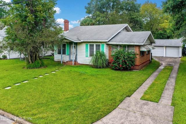 4649 French St, Jacksonville, FL 32205 (MLS #1135446) :: Olde Florida Realty Group