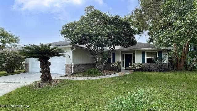 2146 The Woods Dr E, Jacksonville, FL 32246 (MLS #1135462) :: The Volen Group, Keller Williams Luxury International