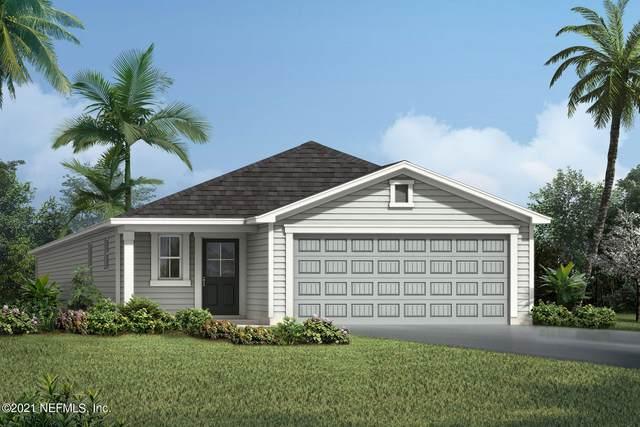252 Dahlia Falls Dr, Jacksonville, FL 32259 (MLS #1135490) :: EXIT Real Estate Gallery