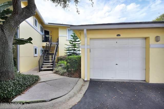 1800 The Greens Way #1301, Jacksonville Beach, FL 32250 (MLS #1135520) :: The Huffaker Group