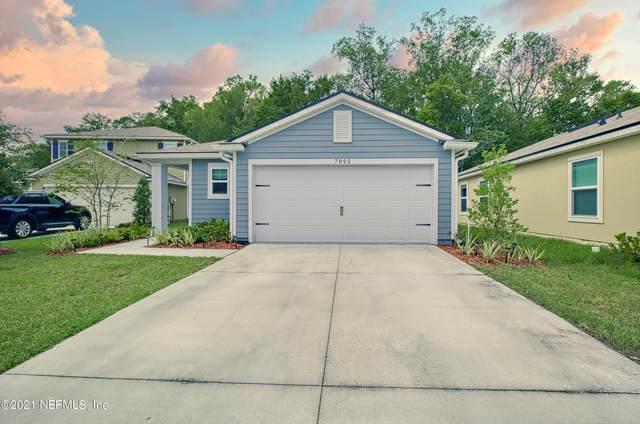 7892 Meadow Walk Ln, Jacksonville, FL 32256 (MLS #1135529) :: Berkshire Hathaway HomeServices Chaplin Williams Realty