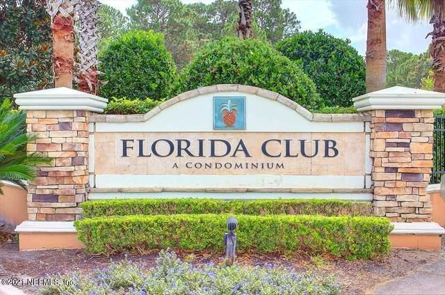 605 Fairway Dr #106, St Augustine, FL 32084 (MLS #1135573) :: EXIT 1 Stop Realty