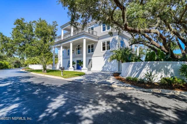 3418 Lands End Dr, St Augustine, FL 32084 (MLS #1135580) :: EXIT Real Estate Gallery
