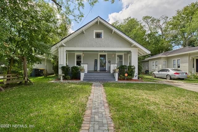 812 Talbot Ave, Jacksonville, FL 32205 (MLS #1135608) :: Olde Florida Realty Group