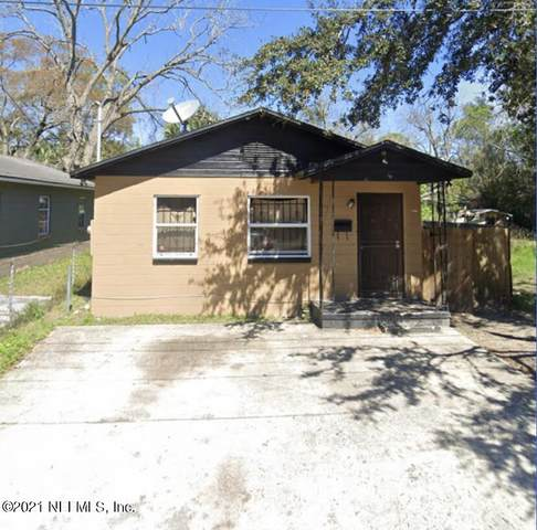 1491 W 25TH St, Jacksonville, FL 32209 (MLS #1135622) :: Ponte Vedra Club Realty