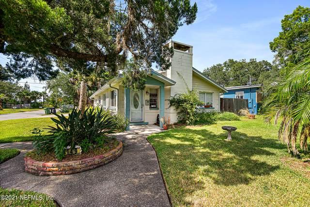 149 Menendez Rd, St Augustine, FL 32080 (MLS #1135634) :: The Every Corner Team