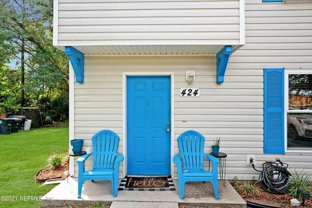 424 Dutton Island Rd W, Atlantic Beach, FL 32233 (MLS #1135648) :: Endless Summer Realty