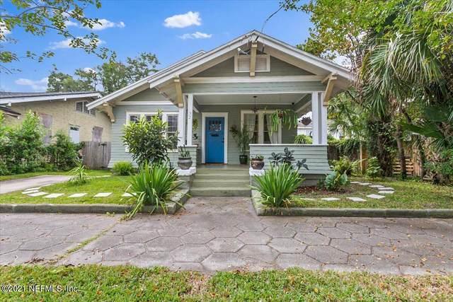 32 W 11TH St, Jacksonville, FL 32206 (MLS #1135654) :: Berkshire Hathaway HomeServices Chaplin Williams Realty
