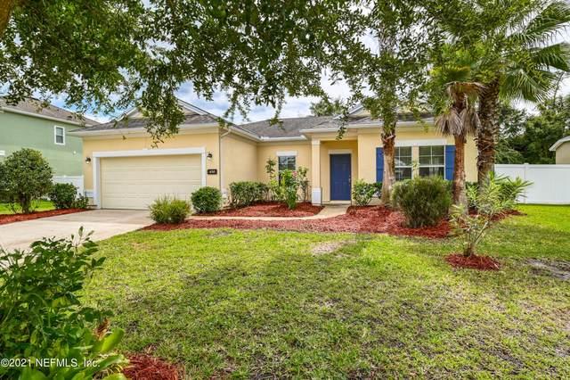 450 Hefferon Dr, St Augustine, FL 32084 (MLS #1135657) :: The Hanley Home Team