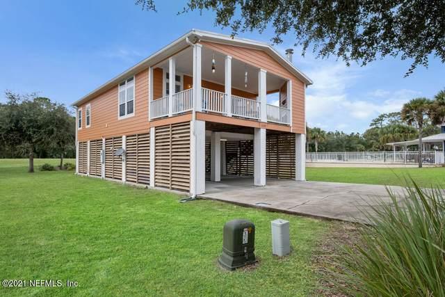1229 Rivers Bend Crossing, Steinhatchee, FL 32359 (MLS #1135658) :: EXIT Inspired Real Estate