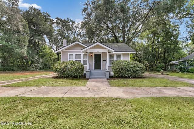 230 W 41ST St, Jacksonville, FL 32206 (MLS #1135661) :: The Huffaker Group