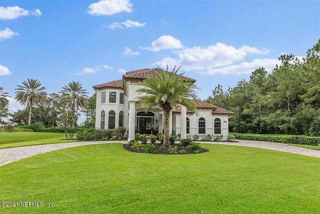 668 Promenade Pointe Dr, St Augustine, FL 32095 (MLS #1135666) :: EXIT Real Estate Gallery