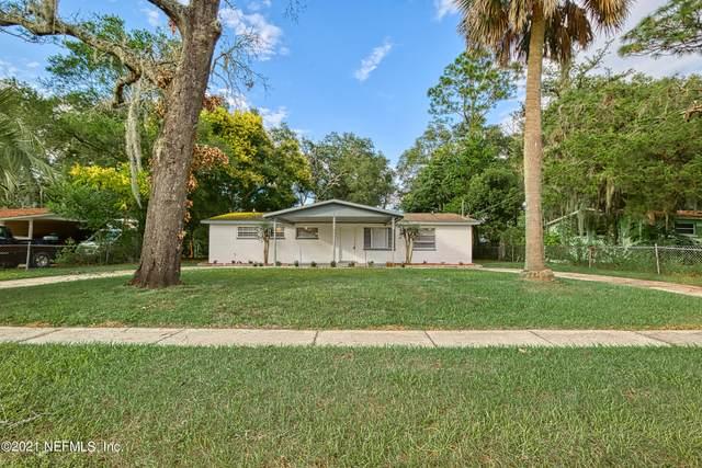 335 Arora Blvd, Orange Park, FL 32073 (MLS #1135694) :: EXIT Real Estate Gallery