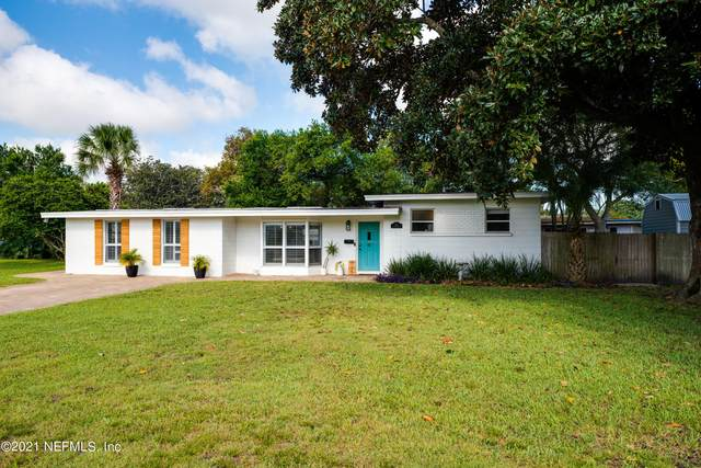 805 16TH Ave N, Jacksonville Beach, FL 32250 (MLS #1135747) :: The Huffaker Group