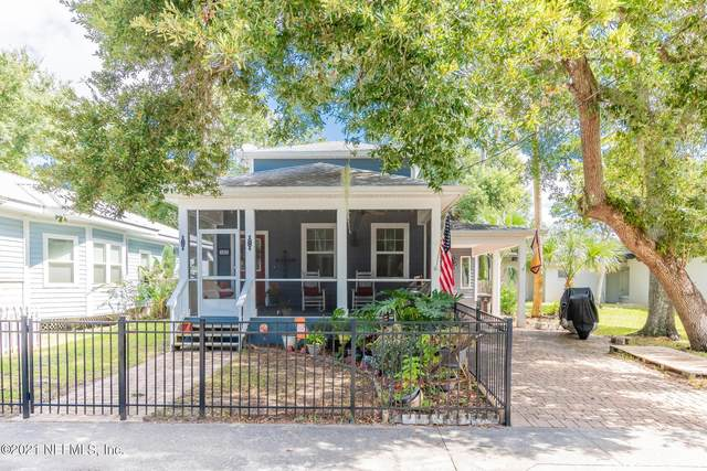 167 Martin Luther King Ave, St Augustine, FL 32084 (MLS #1135758) :: Bridge City Real Estate Co.