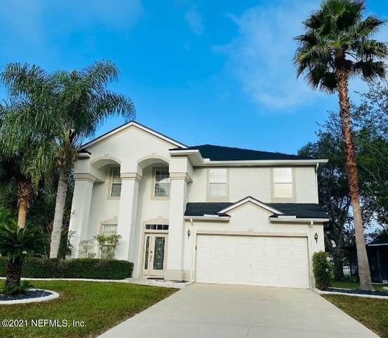 901 Autumn Green Ct, St Johns, FL 32259 (MLS #1135766) :: The Volen Group, Keller Williams Luxury International