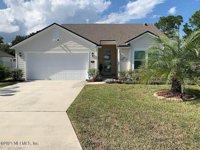 94 Coastal Hammock Way, St Augustine, FL 32086 (MLS #1135770) :: The Volen Group, Keller Williams Luxury International