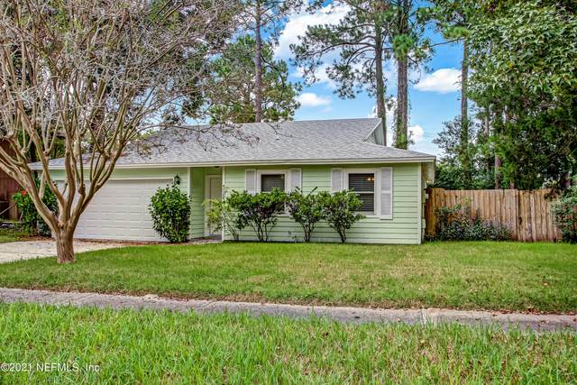 4025 Demery Dr W, Jacksonville, FL 32250 (MLS #1135842) :: The Collective at Momentum Realty