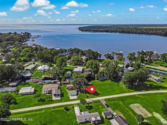 121 S Lake George Dr, Georgetown, FL 32139 (MLS #1135858) :: EXIT Real Estate Gallery
