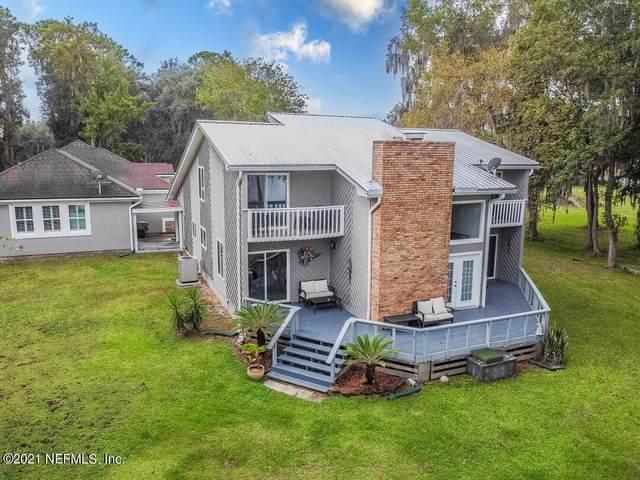 314 Eagle Creek Rd, GREEN COVE SPRINGS, FL 32043 (MLS #1135863) :: Ponte Vedra Club Realty