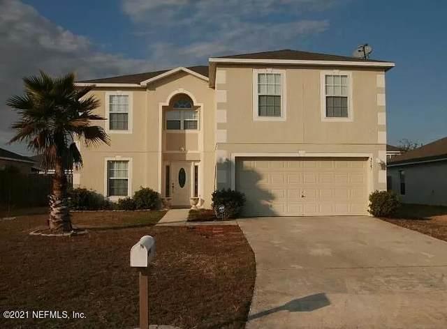 5547 Ashleigh Park Dr, Jacksonville, FL 32244 (MLS #1135878) :: The Hanley Home Team
